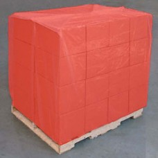 Red Tint Full Pallet Shroud - Pack of 50