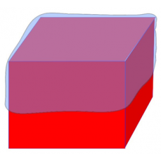 Valance Half Pallet Shroud - Box of 50